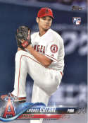 2018 Topps #700 Shohei Ohtani NM-MT RC Angels