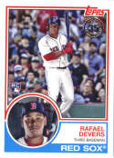 2018 Topps 1983 Topps #83-14 Rafael Devers NM-MT Red Sox