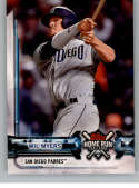 2018 Topps Home Run Challenge Promotion #HRC-WM Wil Myers San Diego Padres