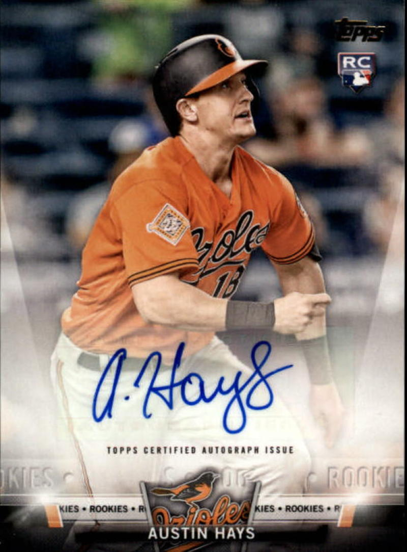 2018 Topps  Topps Salute Autographs