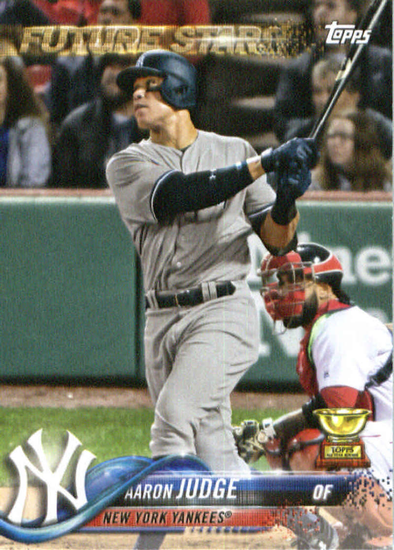 2018 Topps Team Sets American League Standouts