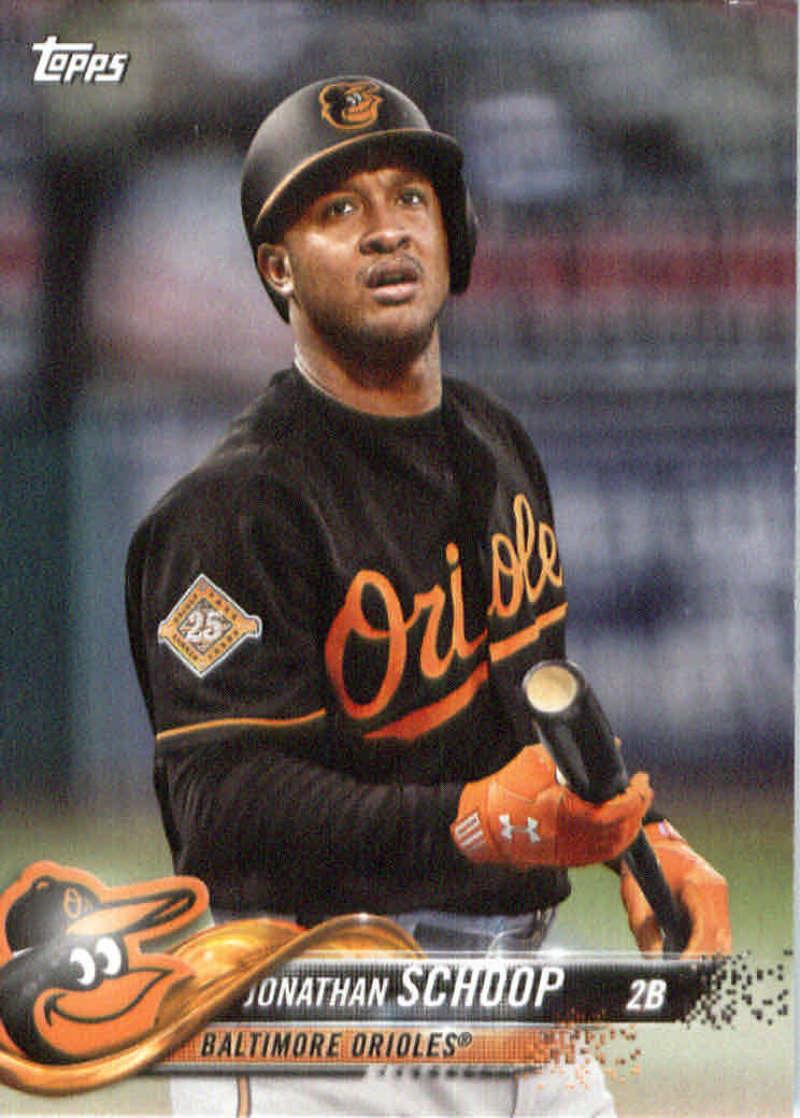2018 Topps Team Sets Baltimore Orioles