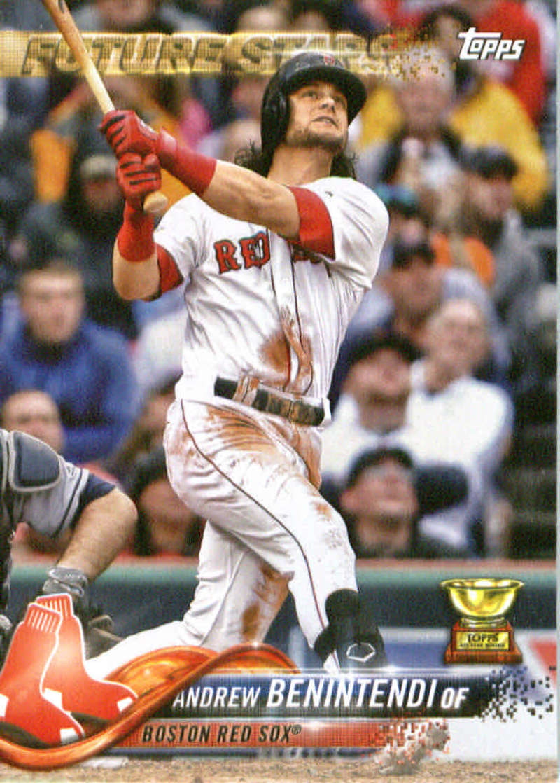 2018 Topps Team Sets Boston Red Sox