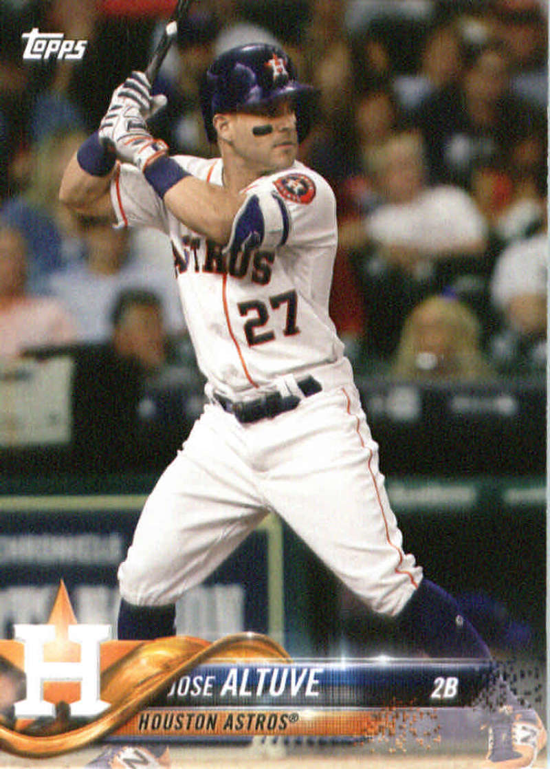 2018 Topps Team Sets Houston Astros