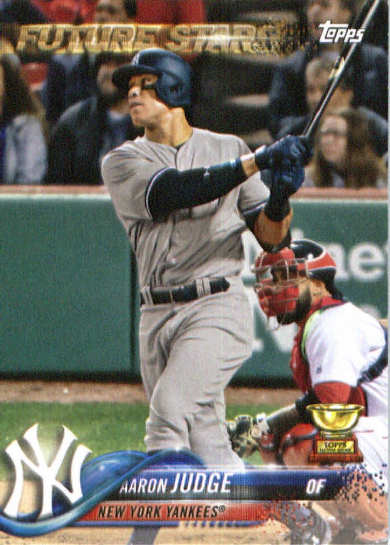 2018 Topps Team Sets New York Yankees