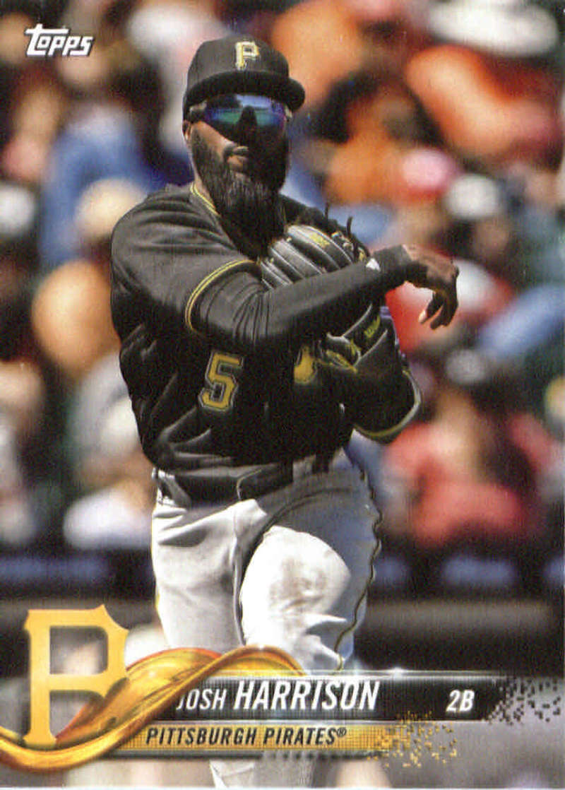 2018 Topps Team Sets Pittsburgh Pirates