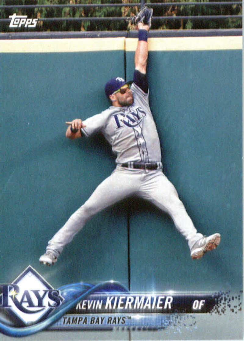 2018 Topps Team Sets Tampa Bay Rays