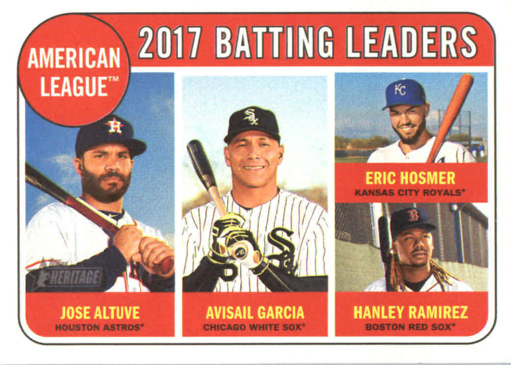 2018 Topps Heritage