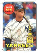 2018 Topps Heritage #25 Aaron Judge NM-MT Yankees