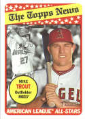 2018 Topps Heritage #47 Mike Trout NM-MT
