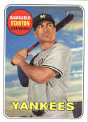 2018 Topps Heritage #74 Giancarlo Stanton New York Yankees