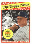 2018 Topps Heritage #278 Aaron Judge NM-MT Yankees