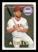 2018 Topps Heritage #447 Zack Cozart SP Los Angeles Angels