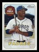2018 Topps Heritage #500 Jose Pirela SP San Diego Padres
