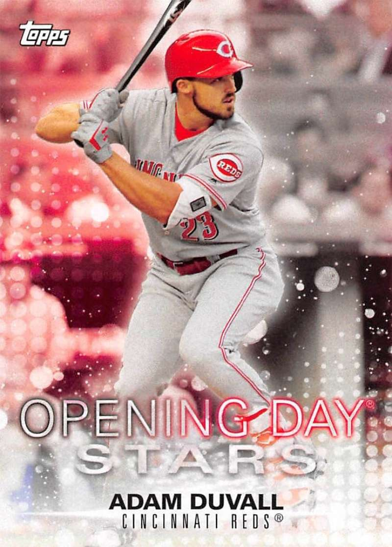 2018 Topps Opening Day Opening Day Stars