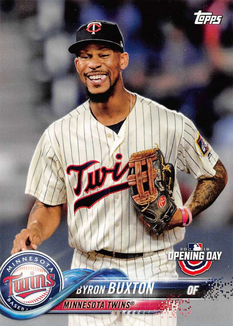 2018 Topps Opening Day Variations