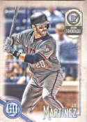 2018 Topps Gypsy Queen #169 J.D. Martinez NM-MT