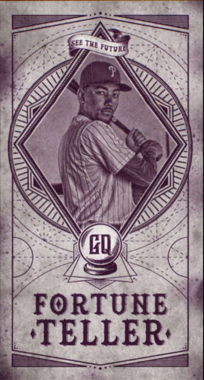 2018 Topps Gypsy Queen Fortune Teller Minis