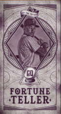 2018 Topps Gypsy Queen Fortune Teller Minis #FTM-4 J.P. Crawford NM-MT Phillies