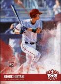 2018 Panini Diamond Kings #76 Shohei Ohtani Los Angeles Angels RC Rookie Baseball Card