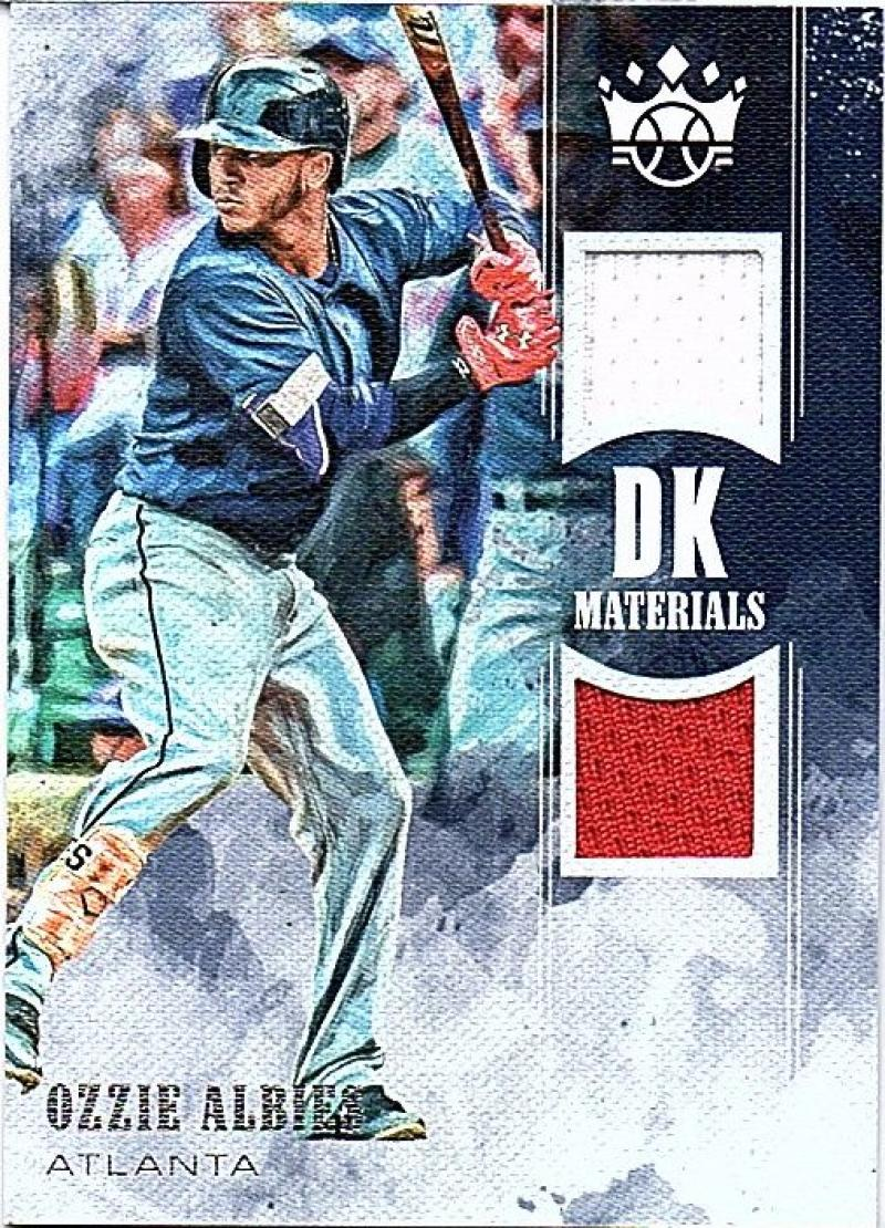 2018 Panini Diamond Kings DK Materials