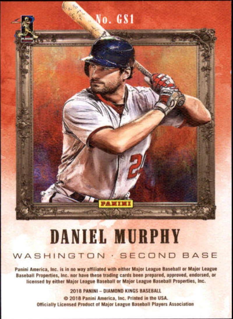 Insert-2018-Panini-Diamond-Kings-Baseball-Inserts-Pick-Your-Cards-Lot-Make-Set thumbnail 17