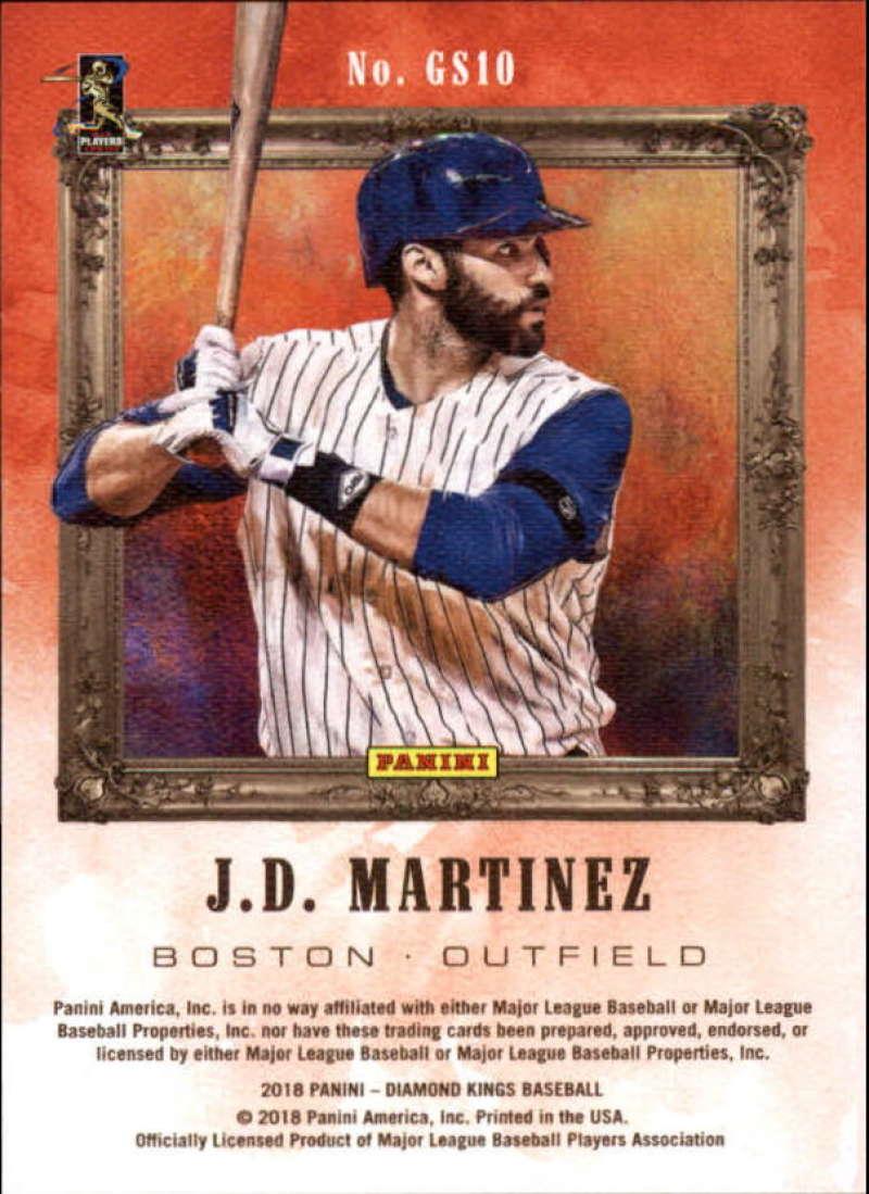Insert-2018-Panini-Diamond-Kings-Baseball-Inserts-Pick-Your-Cards-Lot-Make-Set thumbnail 34