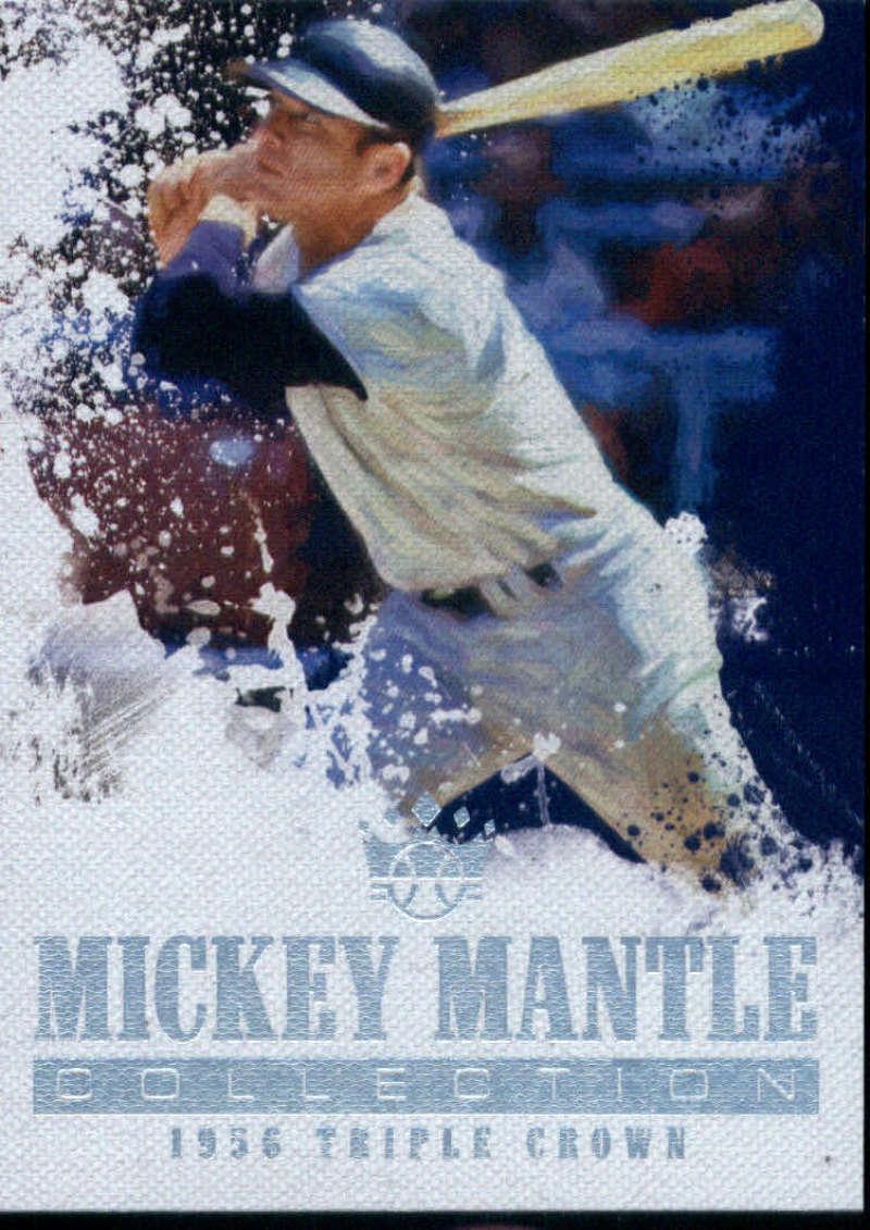 2018 Panini Diamond Kings Mickey Mantle Collection