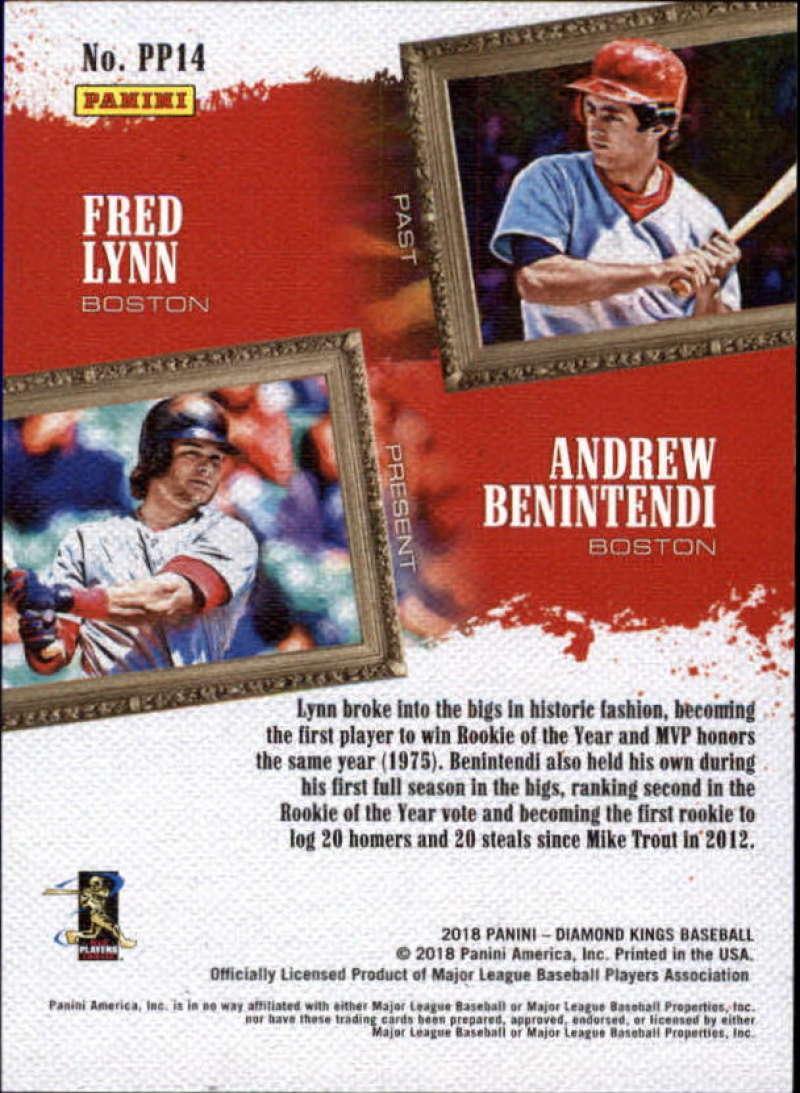 Insert-2018-Panini-Diamond-Kings-Baseball-Inserts-Pick-Your-Cards-Lot-Make-Set thumbnail 69