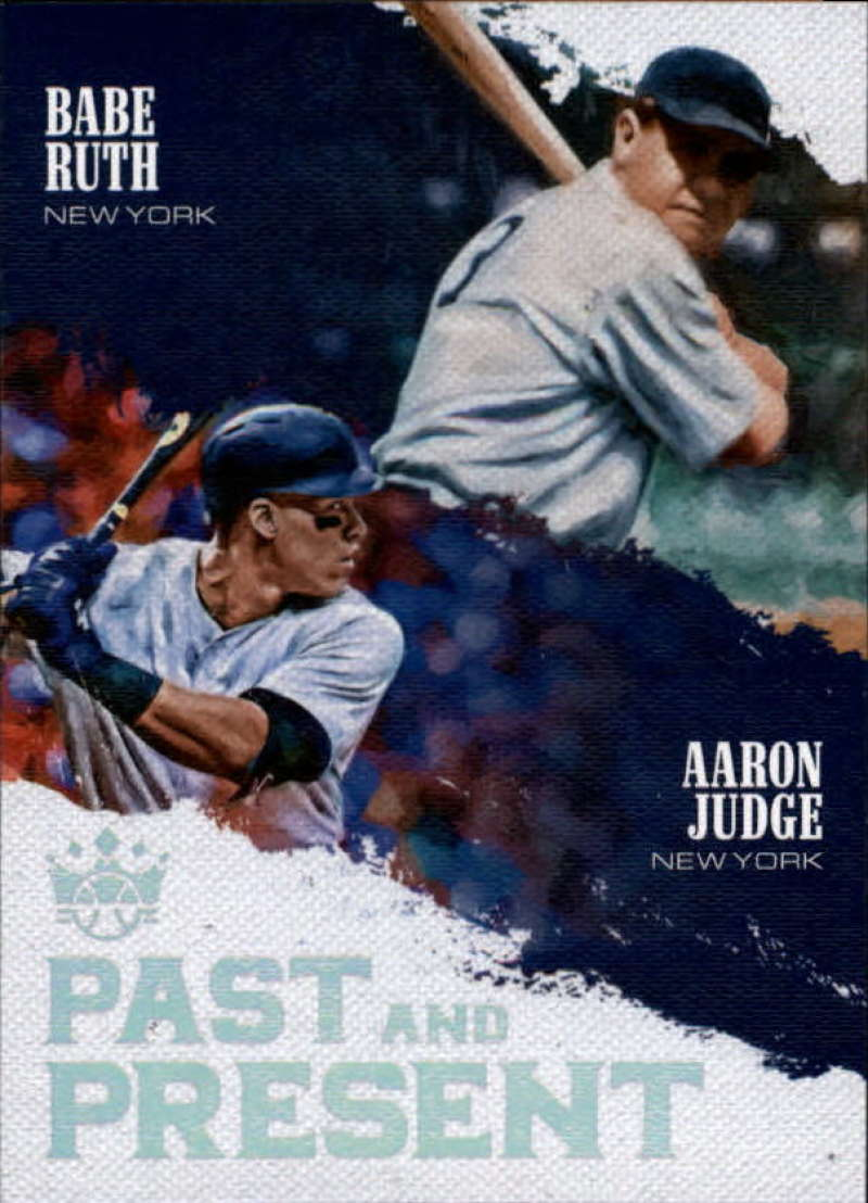 2018 Panini Diamond Kings Past and Present