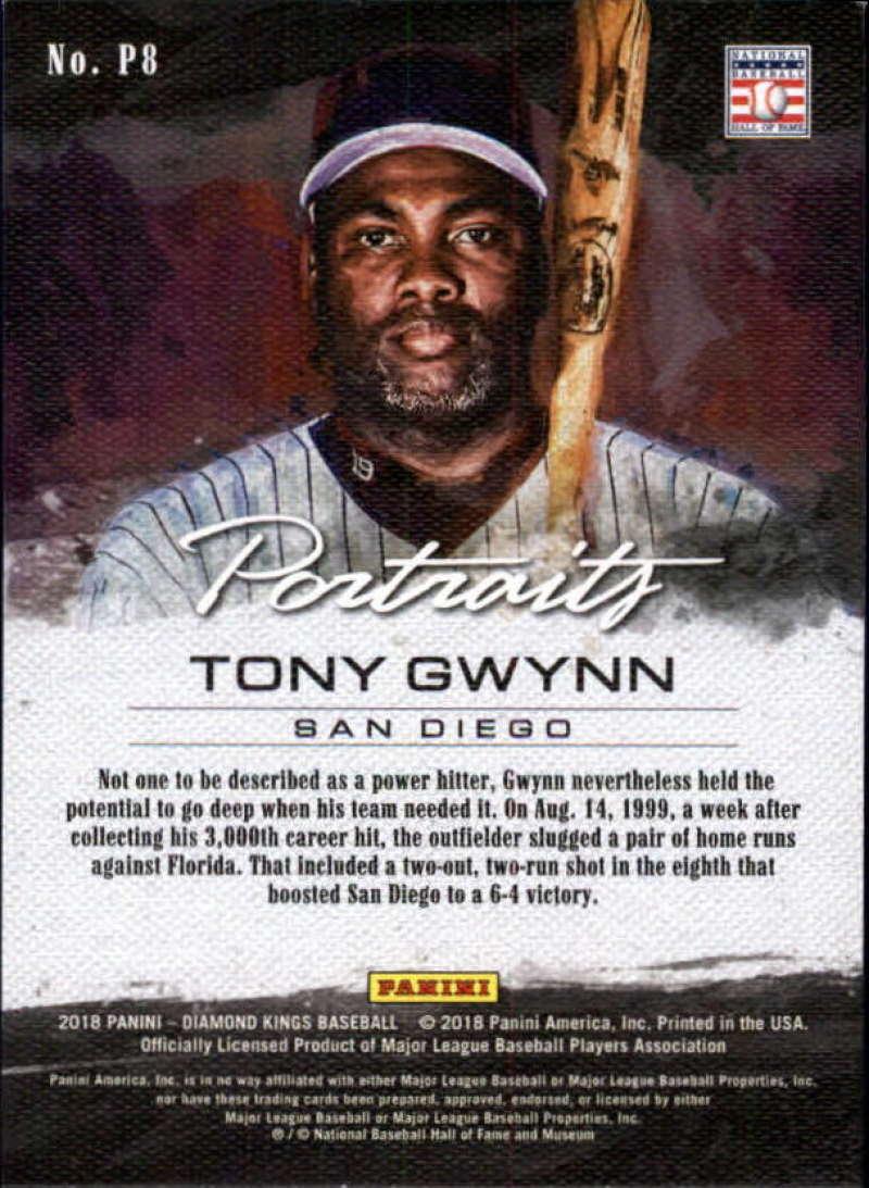 Insert-2018-Panini-Diamond-Kings-Baseball-Inserts-Pick-Your-Cards-Lot-Make-Set thumbnail 85