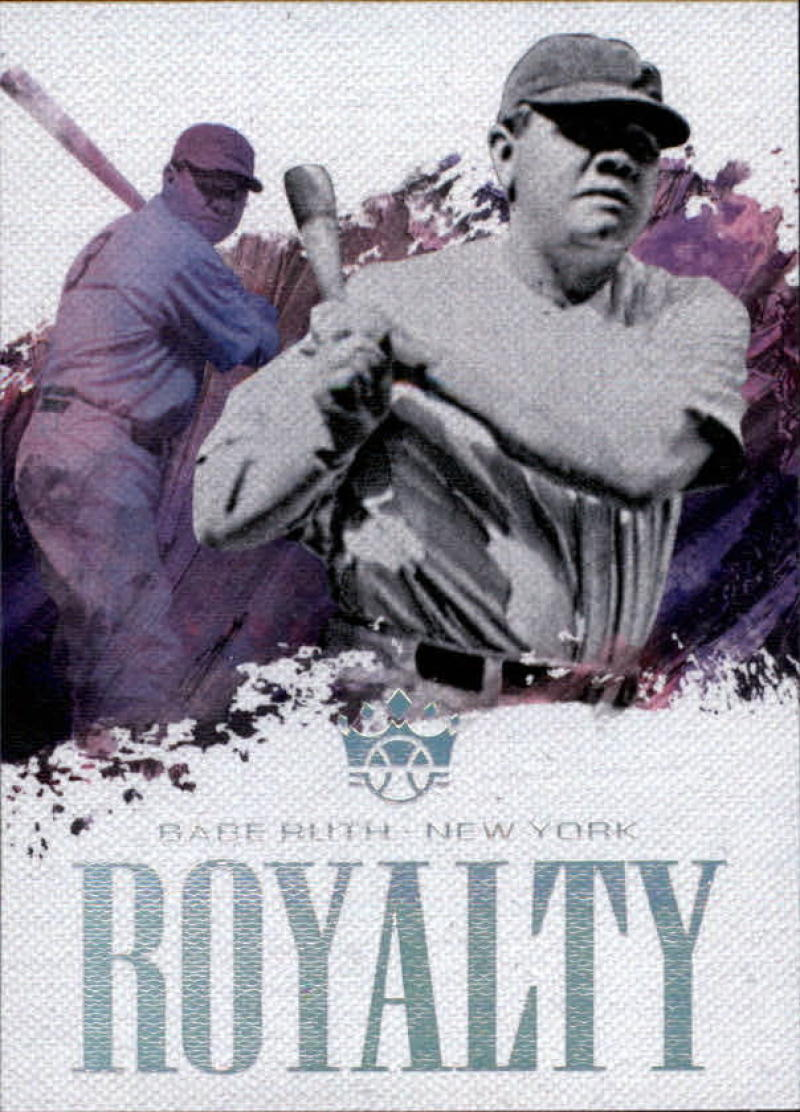 2018 Panini Diamond Kings Royalty