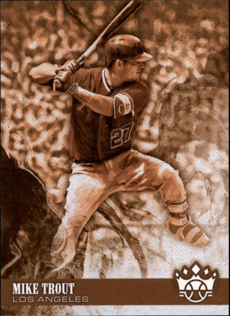2018 Panini Diamond Kings Sepia Variations