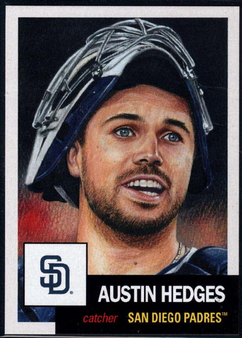 2018 Topps Living Set #51 Austin Hedges San Diego Padres �MLB Baseball Trading Card