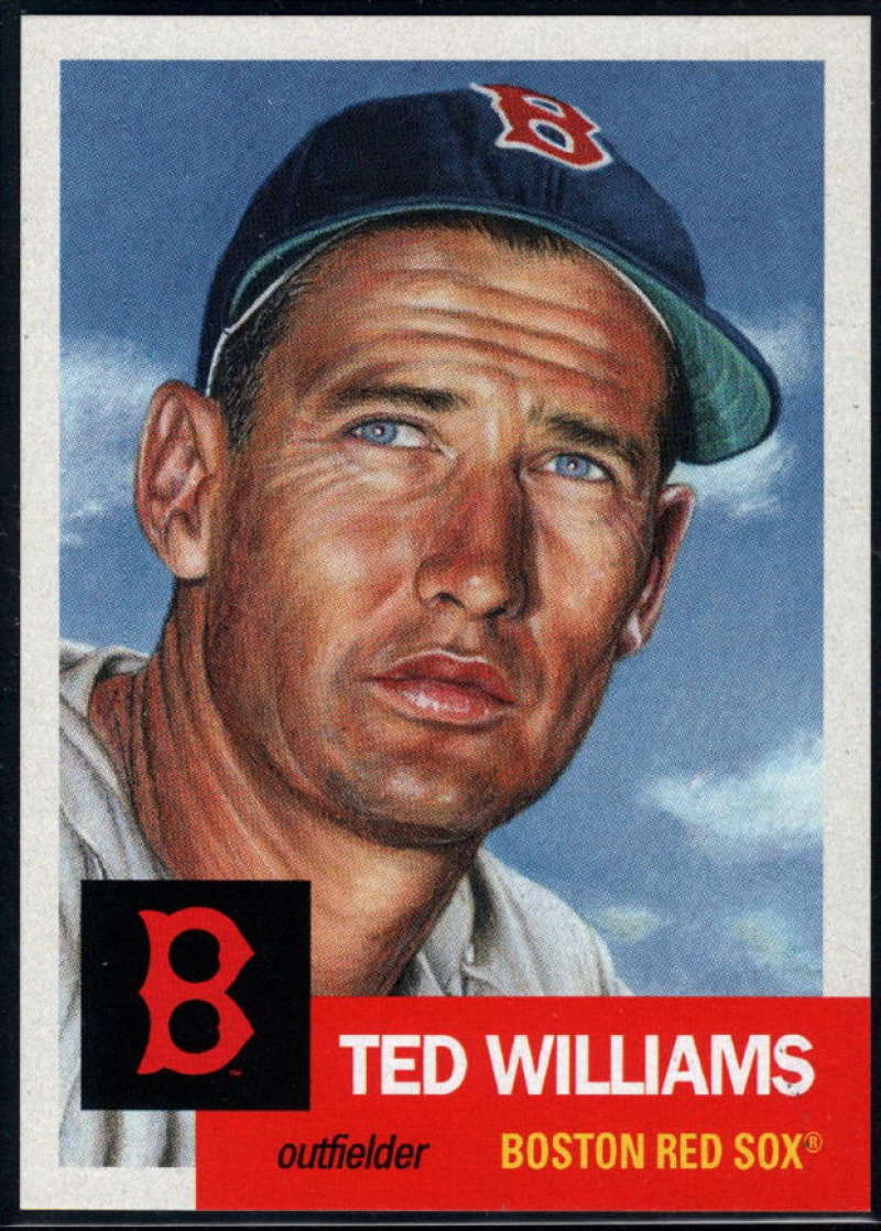 2018 Topps Living Set #55 Ted Williams NM-MT
