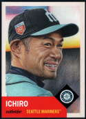 2018 Topps Living Set #25 Ichiro Suzuki Seattle Mariners MLB Baseball Trading Card