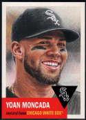2018 Topps Living Set #26 Yoan Moncada Chicago White Sox MLB Baseball Trading Card