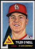 2018 Topps The Living Set Baseball #77 Tyler O'Neill RC Rookie St Louis Cardinals  Online Exclusive MLB Trading Card SOLD OUT at Topps