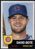 2018 Topps The Living Set Baseball #83 David Bote RC Rookie Chicago Cubs  Online Exclusive MLB Trading Card SOLD OUT at Topps