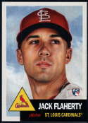 2018 Topps MLB The Living Set #89 Jack Flaherty RC Rookie St. Louis Cardinals