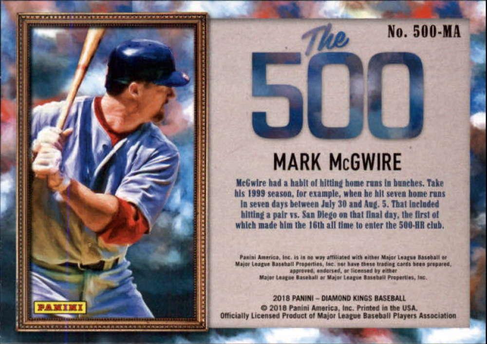Insert-2018-Panini-Diamond-Kings-Baseball-Inserts-Pick-Your-Cards-Lot-Make-Set thumbnail 105