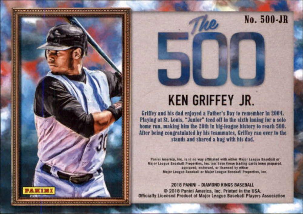 Insert-2018-Panini-Diamond-Kings-Baseball-Inserts-Pick-Your-Cards-Lot-Make-Set thumbnail 118