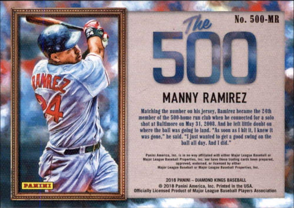 Insert-2018-Panini-Diamond-Kings-Baseball-Inserts-Pick-Your-Cards-Lot-Make-Set thumbnail 120