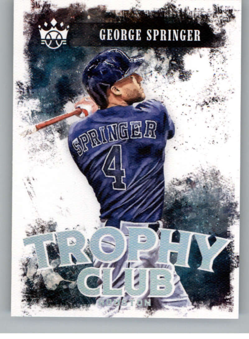 2018 Panini Diamond Kings Trophy Club