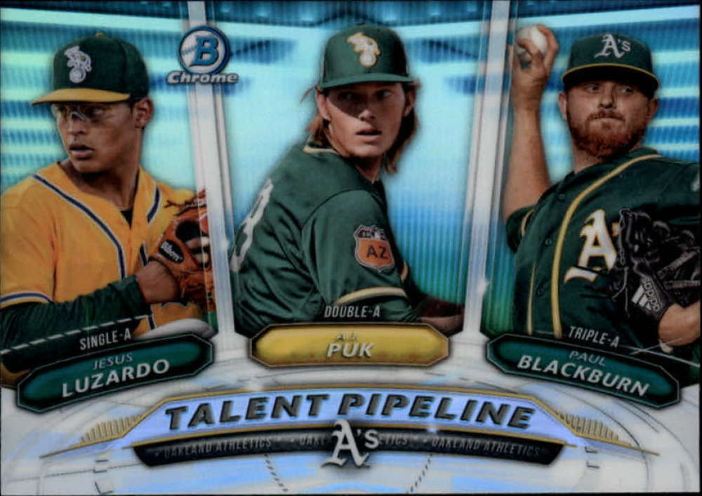 2018 Bowman  Talent Pipeline