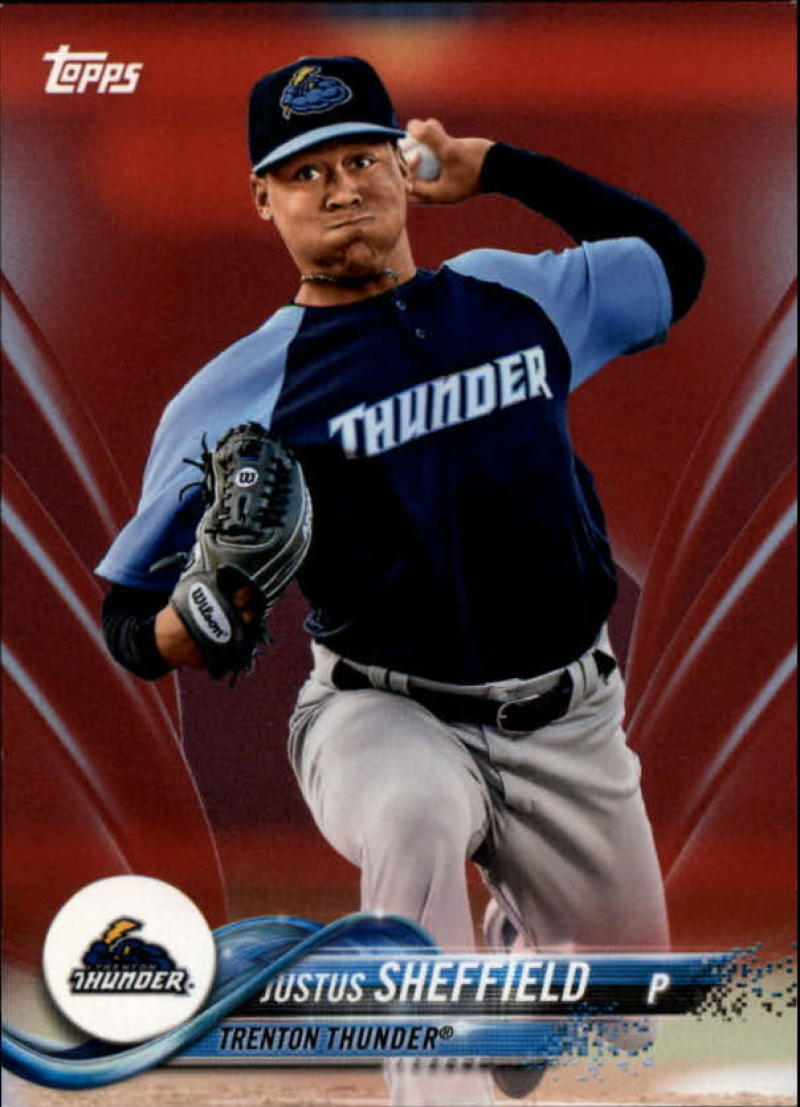 2018 Topps Pro Debut Red
