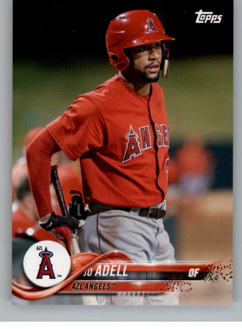 2018 Topps Pro Debut Variations
