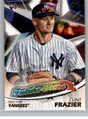 2018 Topps Series Two Future Stars #FS-6 Clint Frazier New York Yankees RC Rookie Card