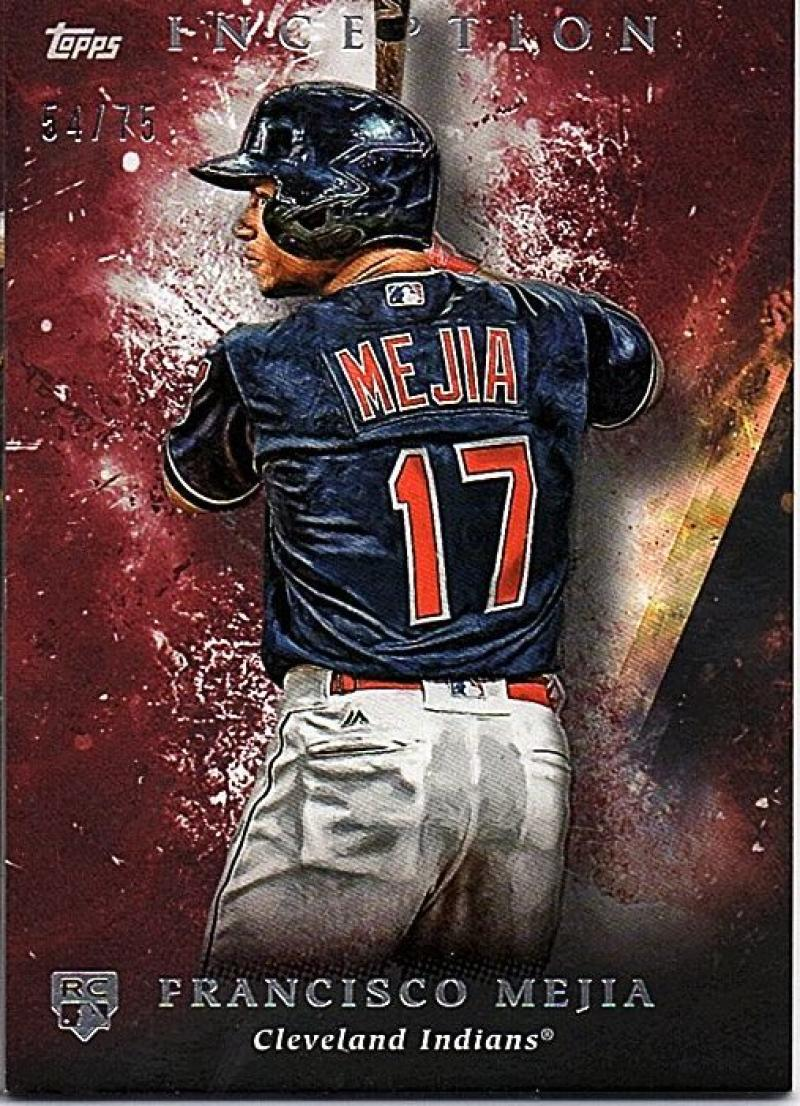 2018 Topps Inception Red