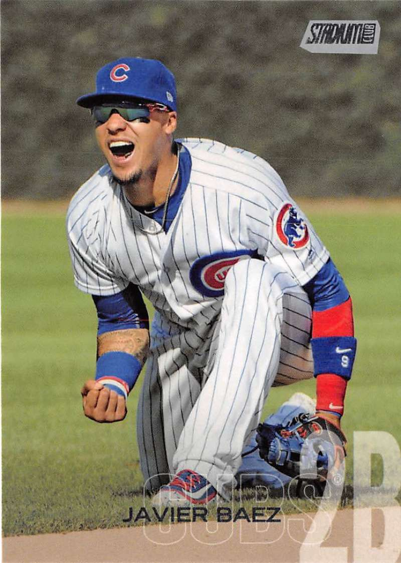 2018 Topps Stadium Club #30 Javier Baez NM-MT